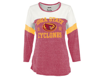 Iowa State Cyclones NCAA Women's Hanoi Long Sleeve T-Shirt
