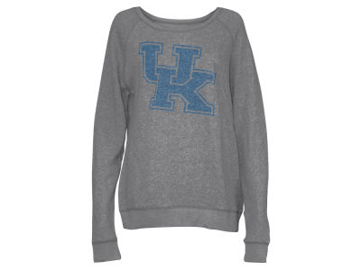 Kentucky Wildcats NCAA Women's Big Canvas Knobi Sweatshirt