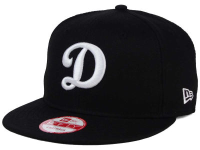 Los Angeles Dodgers New Era MLB B-Dub 9FIFTY Snapback Cap