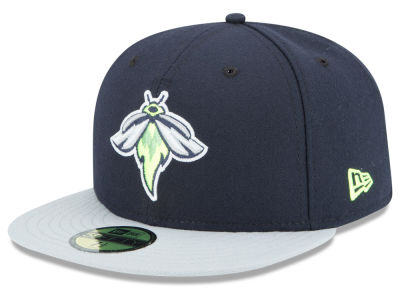 Columbia Fireflies New Era MiLB AC 59FIFTY Cap
