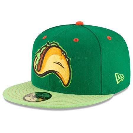Fresno Grizzlies New Era MiLB AC 59FIFTY Cap