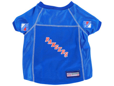 New York Rangers Small Pet Jersey