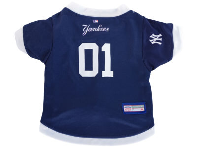 New York Yankees Medium Pet Jersey