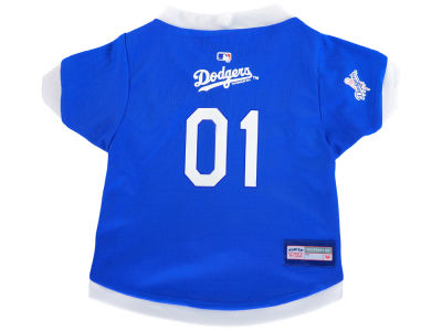 Los Angeles Dodgers Medium Pet Jersey