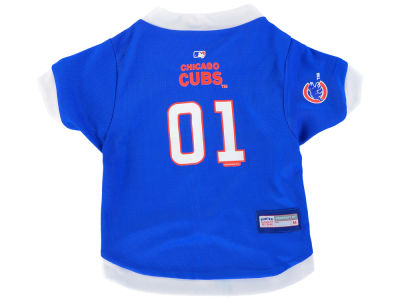 Chicago Cubs Large Pet Jersey