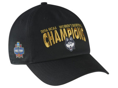 Connecticut Huskies Nike NCAA 2016 Womens National Champ Cap