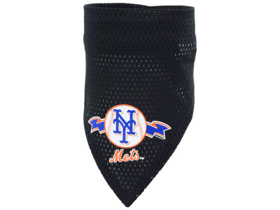 New York Mets Pet Bandana L/XL
