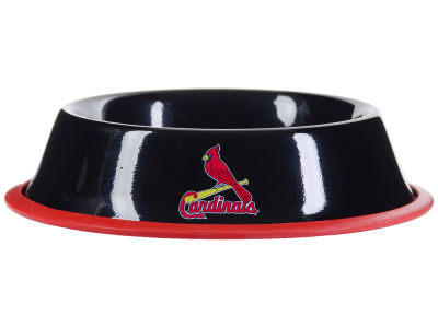 St. Louis Cardinals 24oz Gloss Pet Bowl