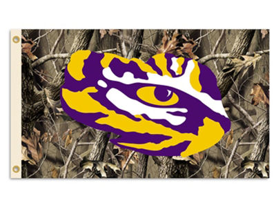 LSU Tigers 3x5ft Flag