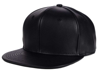 LIDS Private Label Text Snapback Hat