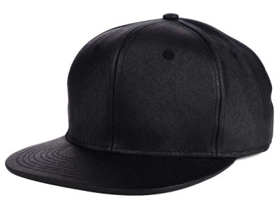 LIDS Private Label Label Waxed Snapback Hat