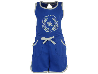 Kentucky Wildcats NCAA Newborn Girls Romper Set