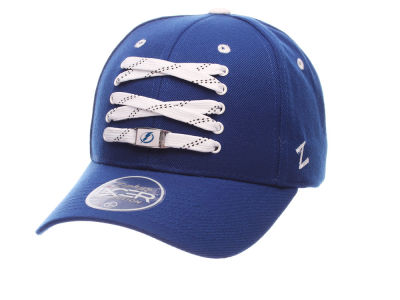 Tampa Bay Lightning NHL Lacer Fan Adjustable Cap