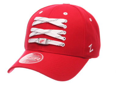 Detroit Red Wings NHL Lacer Fan Adjustable Cap