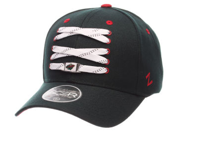 Minnesota Wild NHL Lacer Fan Adjustable Cap