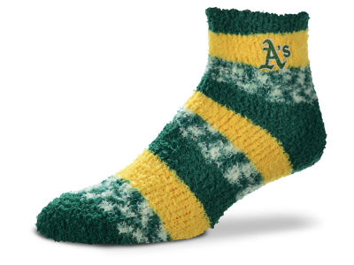 Oakland Athletics Sleep Soft Pro Stripe Socks