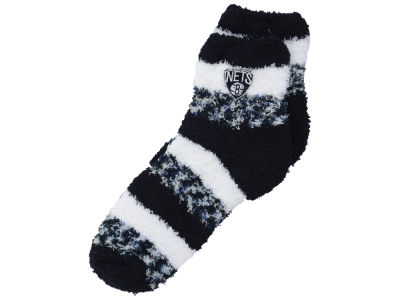 Brooklyn Nets Sleep Soft Pro Stripe Socks