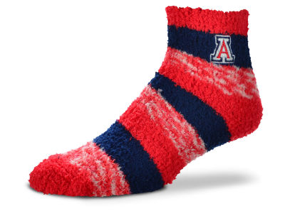 Arizona Wildcats Sleep Soft Pro Stripe Socks