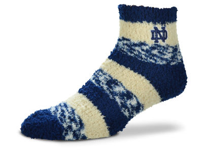 Notre Dame Fighting Irish Sleep Soft Pro Stripe Socks