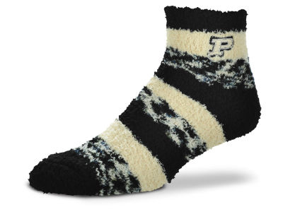 Purdue Boilermakers Sleep Soft Pro Stripe Socks