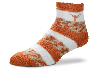 Texas Longhorns Sleep Soft Pro Stripe Socks
