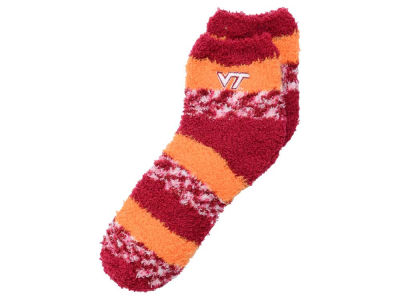 Virginia Tech Hokies Sleep Soft Pro Stripe Socks