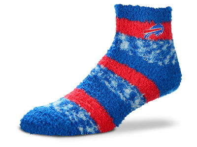 Buffalo Bills Sleep Soft Pro Stripe Socks