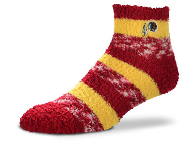 Washington Redskins Sleep Soft Pro Stripe Socks