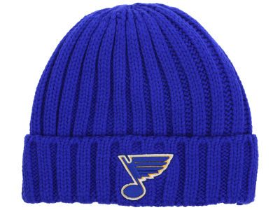 St. Louis Blues NHL Wharf Cuff Knit