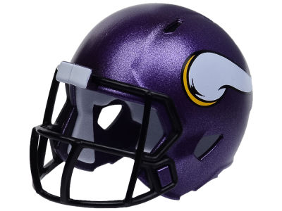 Minnesota Vikings Speed Pocket Pro Helmet