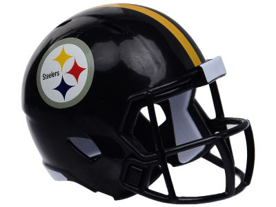 Pittsburgh Steelers Speed Pocket Pro Helmet