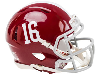 Alabama Crimson Tide Speed Mini Helmet