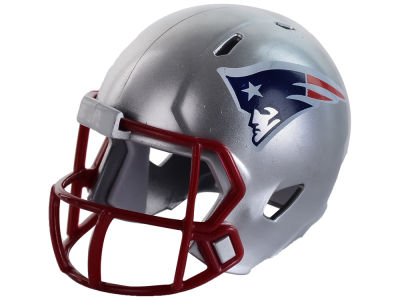 New England Patriots Speed Pocket Pro Helmet