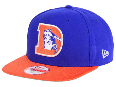 Denver Broncos New Era NFL Classic 9FIFTY Snapback Cap