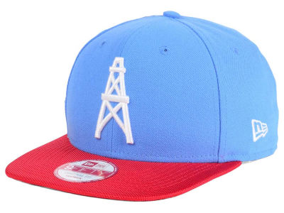 Houston Oilers New Era NFL Classic 9FIFTY Snapback Cap