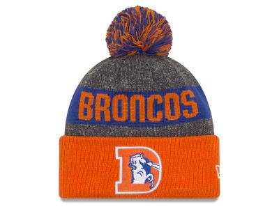 Denver Broncos New Era NFL Classic Sport Knit