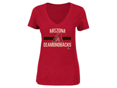 Arizona Diamondbacks Majestic MLB Women's One Game T-Shirt