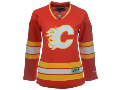 Calgary Flames NHL Womens Premier Jersey