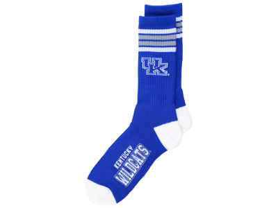 Kentucky Wildcats 4 Stripe Deuce Crew 504 Sock