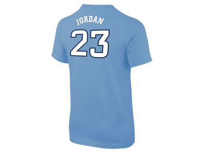 North Carolina Tar Heels Michael Jordan Nike NCAA Youth Future Star Replica T-Shirt