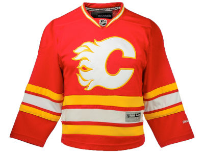 Calgary Flames NHL CN Youth Replica Jersey