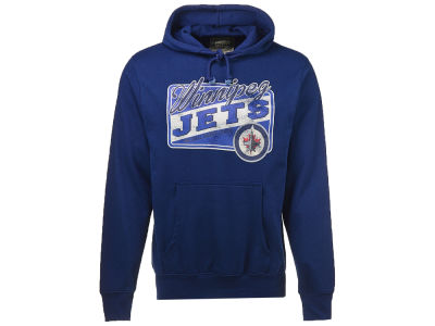 Winnipeg Jets NHL Men's Sticker Hooded Sweatshirt