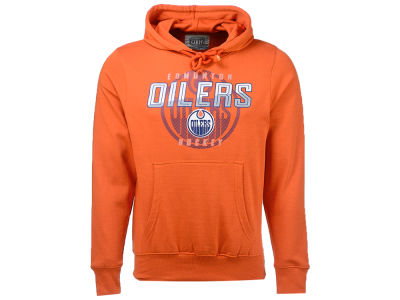 Edmonton Oilers NHL Youth Chrome Hoodie