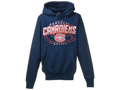 Montreal Canadiens NHL Youth Chrome Hoodie