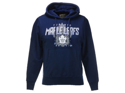 Toronto Maple Leafs NHL Youth Chrome Hoodie