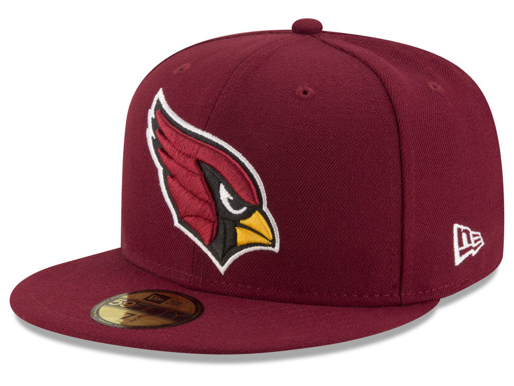1a1f8608653 Arizona Cardinals New Era NFL Team Basic 59FIFTY Cap