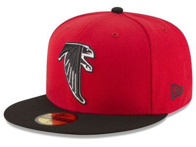 ff05c9a3b37 Atlanta Falcons New Era NFL Team Basic 59FIFTY Cap