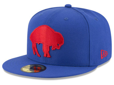 Buffalo Bills NFL Team Basic 59FIFTY Cap