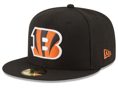 Cincinnati Bengals New Era NFL Team Basic 59FIFTY Cap