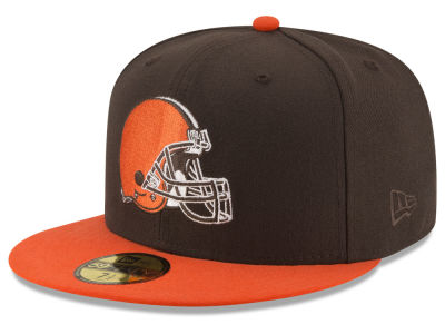 Cleveland Browns NFL Team Basic 59FIFTY Cap
